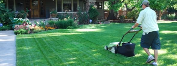 Lawn Care Services by Clean Air Lawn Care Pittsburgh - Mowing